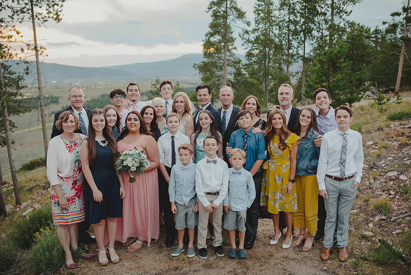 Granby Colorado Wedding Photography by Matthew Speck