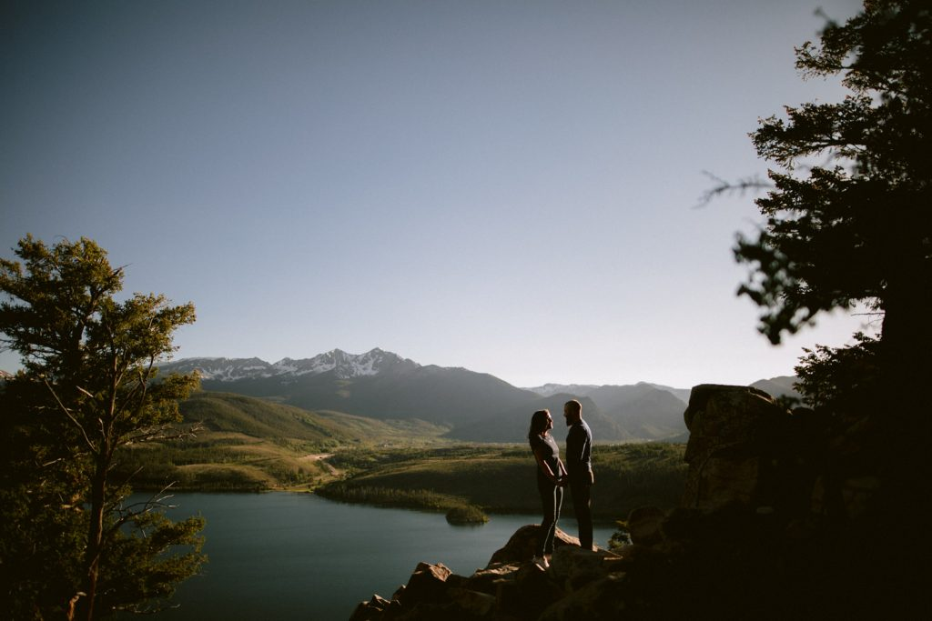 Sapphire Point Engagement Photography by Matthew Speck